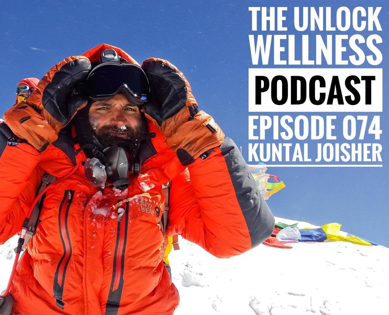 unlock wellness podcast episode